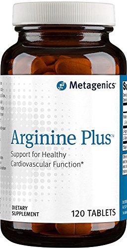 Metagenics Arginine Plus 120 Tablets product image