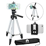 Best Iphone Tripods - DIGIANT 50 Inch Aluminum Camera Phone Tripod+ Universal Review