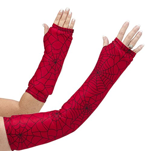 Web Wicked - CastCoverz! Designer Arm Cast Cover - Wicked Webs - Small Long: 18