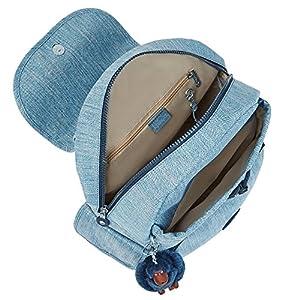 Kipling City Pack Solid Backpack, Indigo Blue