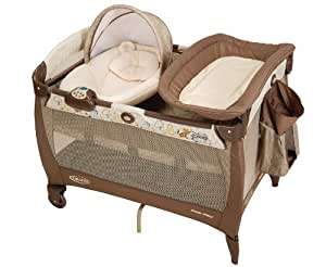 Graco Pack 'N Play Playard with Newborn Napper, Classic Pooh (Discontinued by Manufacturer)