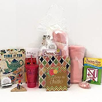 Amazon com: Cancer Get Well Gift Basket Chemotherapy Patient