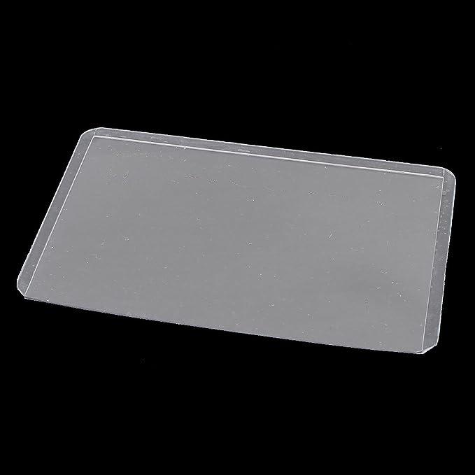 Amazon.com : DealMux Plastic A7 Cartão de Crédito Nome ID ...