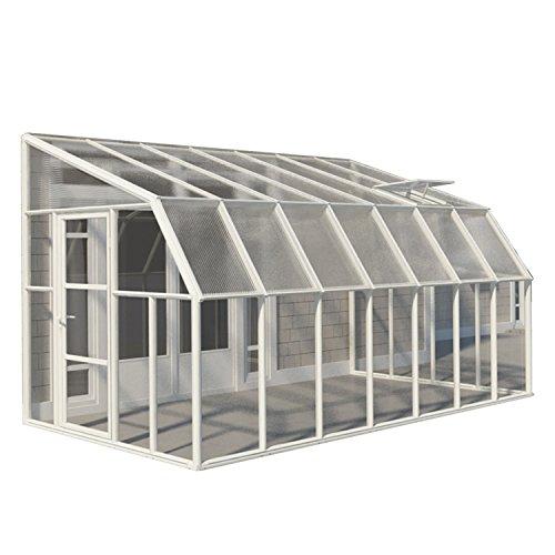 Rion Sun Room 2, 8' x 14' - Screened Mate Patio Enclosure