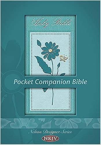 Nkjv Designer Pocket Bible: Amazon co uk: Thomas Nelson Publishers