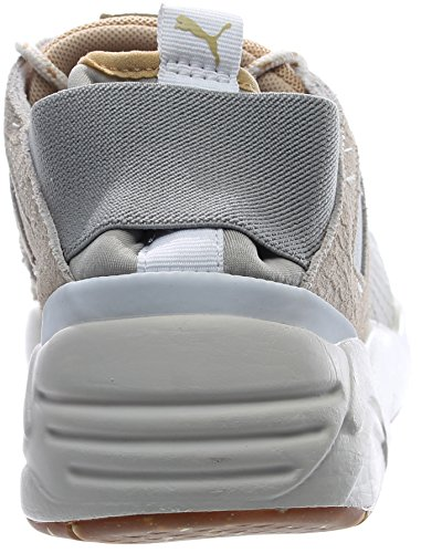 Puma Men's Blaze of Glory Sock Mid Top Ice Cream Sneaker - Croissant / Birch shop offer for sale 3Lr47xV0XO