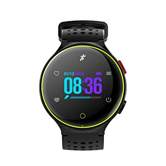 Amazon.com: Star_wuvi Fitness Tracker Smart Watch, Activity ...