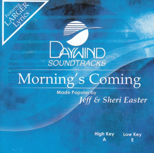 UPC 614187833322, Morning's Coming [Accompaniment/Performance Track] (Daywind Soundtracks)