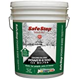 North American Salt 56840 Power 6300 Enviro-Blend Ice Melter, 40-Pound