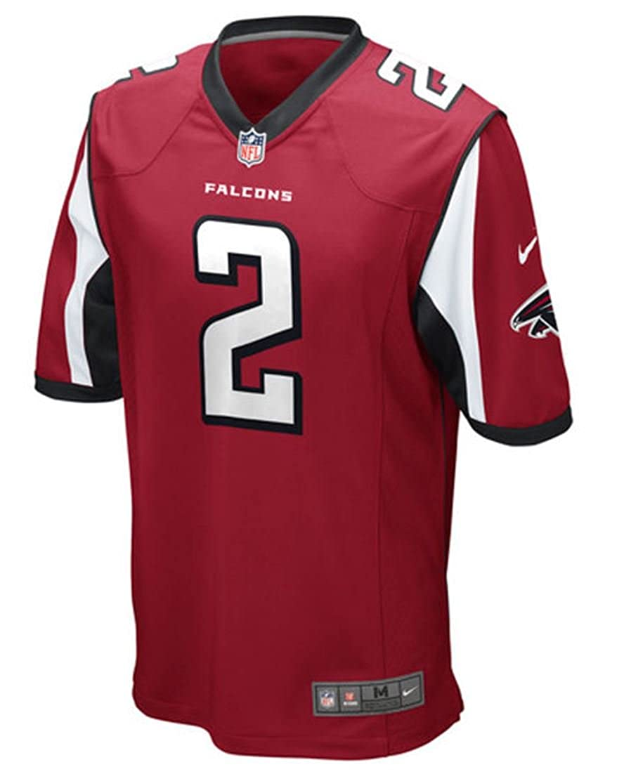Nike Atlanta Falcons Youth Jeu Jersey/  2/  / Matt Ryan / XL / Rouge/