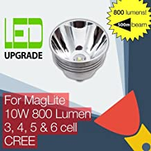 MagLite LED Conversion/upgrade bulb 800LM High Power for MagLite Torch/flashlight 3D 4D 5D 6D Cell CREE