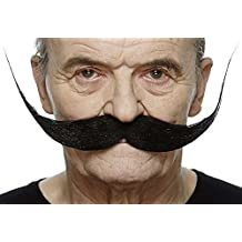Large Dali mustache