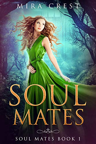 Soul Mates: Reverse Harem Fantasy, Book -
