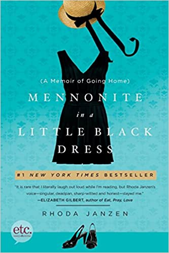 Image result for mennonite in a little black dress