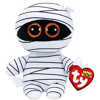 Amazon.com: Ty Beanie Babies Boos 37147 Scream the Halloween Ghost ...