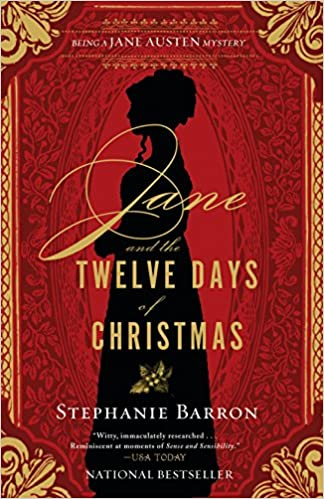 Days To Christmas.Jane And The Twelve Days Of Christmas Being A Jane Austen