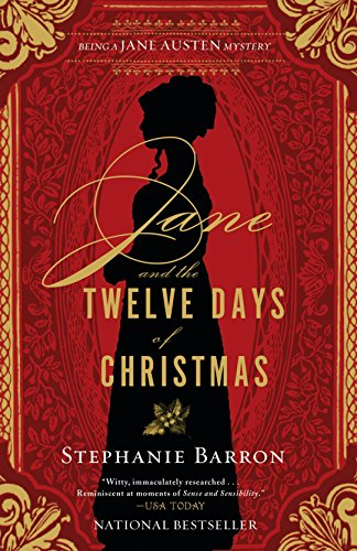 Jane and the Twelve Days of Christmas (Being a Jane Austen Mystery) by Soho Crime