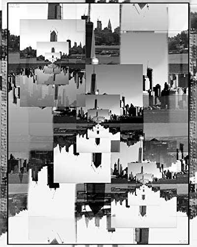 Edition Prints Fine Art Limited (NDKV13 Up or Down NYC. Fine Art HD Metal Print Exclusive for Amazon - Limited Edition of 30 New Media (40X50))