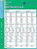 PONS Verben auf einen Blick. Portugiesisch