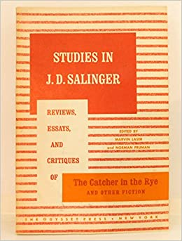 Business Law Essays Studies In J D Salinger Reviews Essays And Critiques Of The Catcher In  The Rye And Other Fiction Marvin Ed Laser  Amazoncom  Books Essay Sample For High School also Essay Topics For High School English Studies In J D Salinger Reviews Essays And Critiques Of The  Buy An Essay Paper