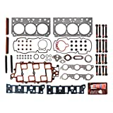 #4: Evergreen HSHB8-10438L Cylinder Head Gasket Set Head Bolt