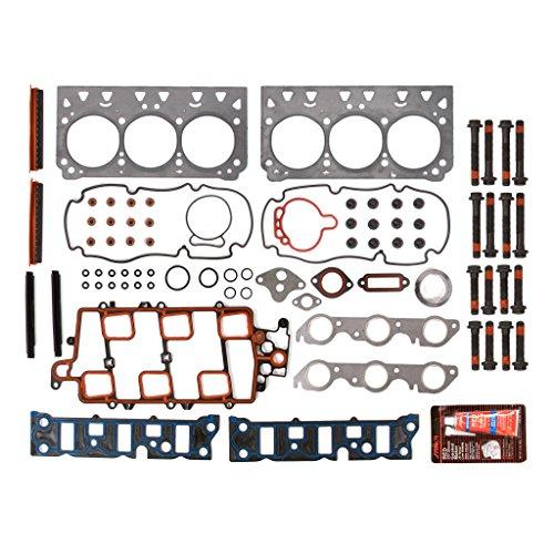Evergreen HSHB8-10438L Cylinder Head Gasket Set Head