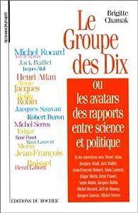 Le groupe des 10 par Brigitte Chamak