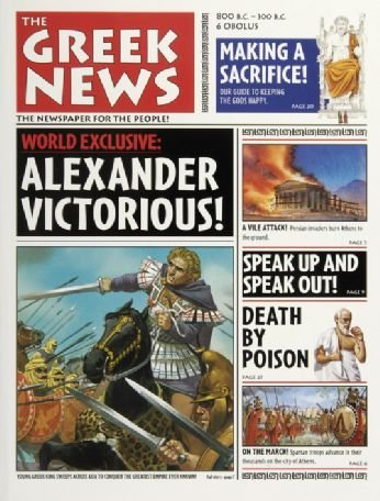 Greek News (History News) pdf