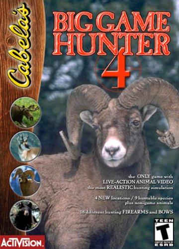 Cabela's Big Game Hunter 4 - PC