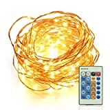 OxyLED OxyMas CL-01 Dimmable LED String Lights Wire Lights for Garden, Patio, Party, Indoor & Outdoor Decoration
