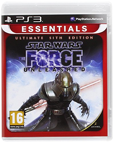 Star Wars The Force: Unleashed - Ultimate Sith Edition [PlayStation 3, PS3]