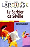 Le Barbier de Seville, Beaumarchis, 2038716102