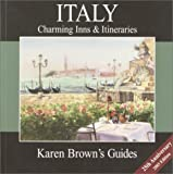 Karen Brown's Italy, Karen Brown, 1928901387