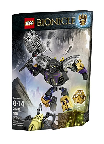 LEGO Bionicle Onua - Master of Earth - Of Bionicle Master Water