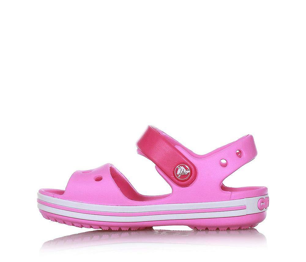 Crocs Crocband  Fun Lab   Light-Up Clog, Pink, C6 M US Toddler by Crocs (Image #6)