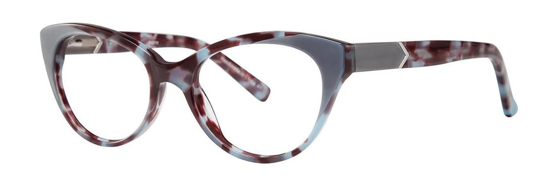 kensie ASPIRE Eyeglasses Dusty Blue Tort