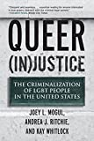 img - for Queer (In) Justice: The Criminalization of LGBT People in the United States (Queer Ideas/Queer Action) book / textbook / text book