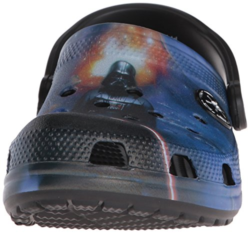 Crocs Classic Darth Vader, Zuecos Unisex Adulto Multicolore (Multi)