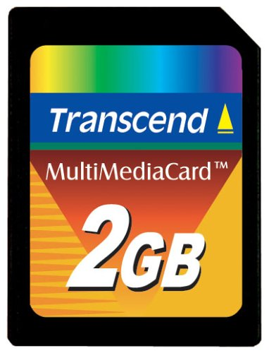 2GB Multimedia Card