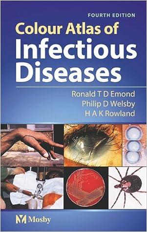 Ebook Como Descargar Libros Colour Atlas Of Infectious Diseases Infantiles PDF
