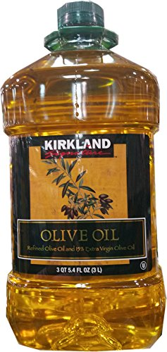 Kirkland Signature Pure Olive Oil 2 Count, 101.4 Ounce