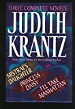 Front cover for the book I'll Take Manhattan by Judith Krantz