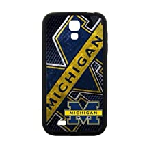 University Of Michigan Wolverines Cell Phone Case for Samsung Galaxy S4