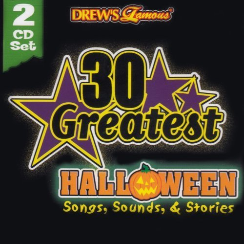 Drew's Famous 30 Greatest Halloween: Songs by Various Artists -
