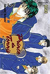 Prince du Tennis, tome 5