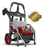 Briggs & Stratton 20680 Electric Pressure Washer 1800 PSI 1.2 GPM with 20-Foot High Pressure Hose, Turbo Nozzle & Detergent Tank (Renewed)