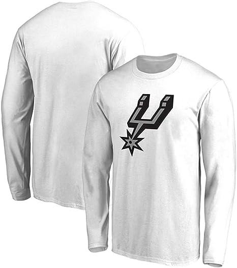 KSITH Camiseta De Los Hombres NBA Fan Balance Jersey Manga Larga ...