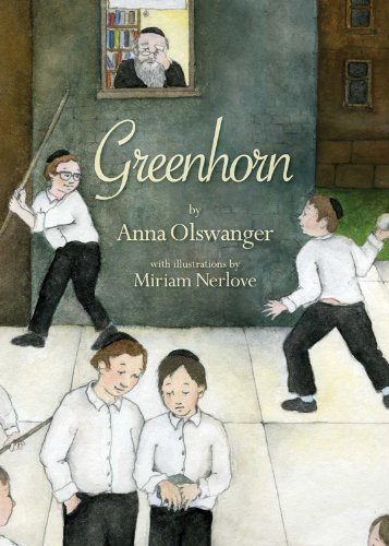 Greenhorn by [Olswanger, Anna]