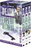 P.D. James - Death of an Expert Witness [VHS]