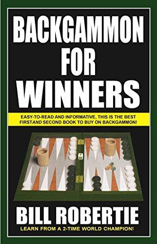 Backgammon for Winners by Cardoza
